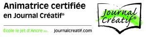 Logo Journal Créatif (R)