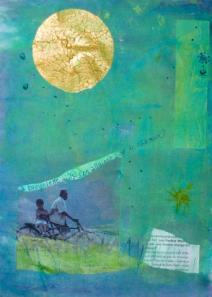 Ma Vie Créative, Le Journal Créatif un chemin à la rencontre de soi … par V. Loth