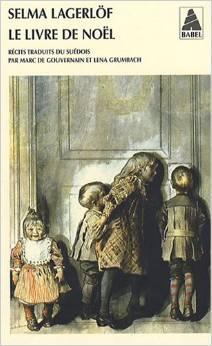 Le livre de Noël Selma Lagerlöf
