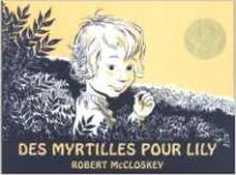 des myrtilles pour lilly