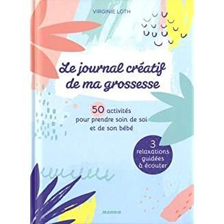 le journal creatif de la grossesse